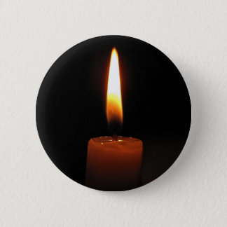 Candle Flame Button