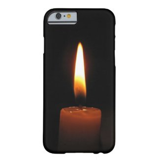 Candle Flame iPhone 6 Case