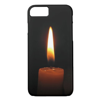 Candle Flame iPhone 7 Case