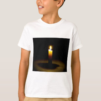 Candle, flame. T-Shirt