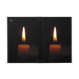 Candle Flames iPad Mini Cover
