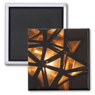 Candle Holder 2 Inch Square Magnet