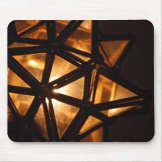 Candle Holder Mouse Pad