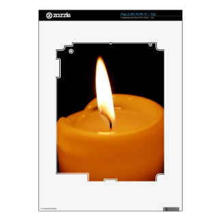 Candle iPad 2 Skins