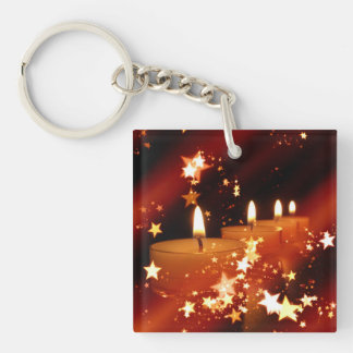 Candle Key Chain