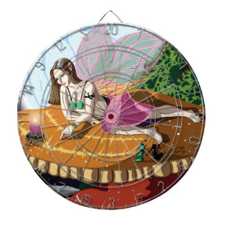 Candle Light Fairy Dart Boards