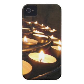 Candle Light iPhone 4 Case