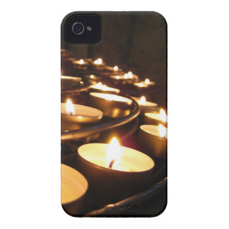 Candle Light iPhone 4 Case-Mate Case