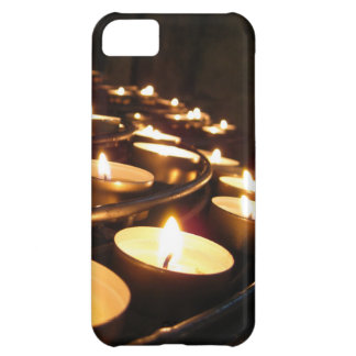 Candle Light iPhone 5C Cover
