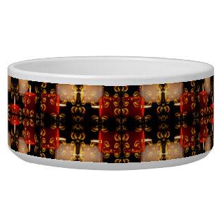 Candle Lights Grid Bowl