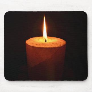 Candle lit Mousepad