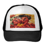 Candle Pie Mesh Hat