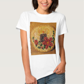 Candle Pie T-shirt
