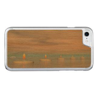 Candle steps - 3D render Carved iPhone 7 Case