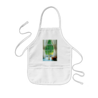 Candle - Still life in a window Kids' Apron