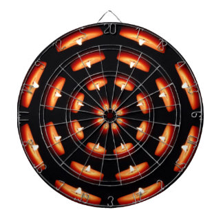 Candle Wheel Dart Board