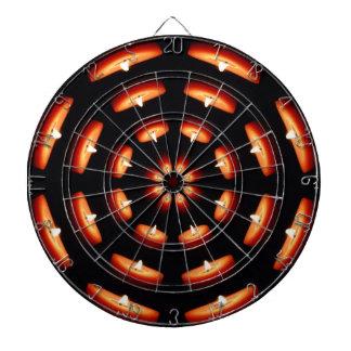 Candle Wheel Dart Board