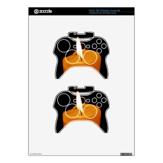 Candle Xbox 360 Controller Decal