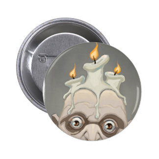 candlehead 2 inch round button