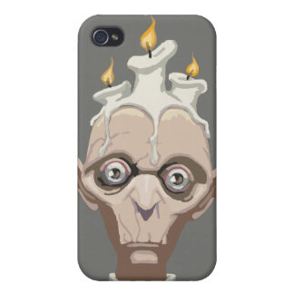 candlehead iPhone 4/4S case