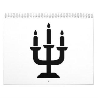 Candleholder Calendar