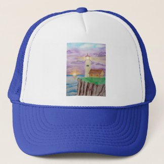 Candleight of the Sea Trucker Hat