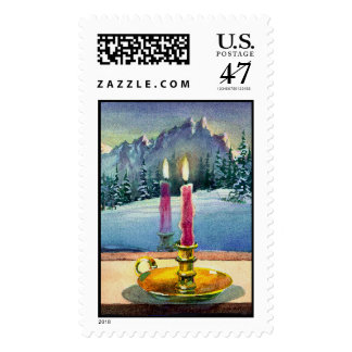 CANDLELIGHT by SHARON SHARPE Postage
