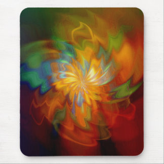 Candlelight Corsage Mouse Pad
