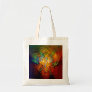 Candlelight Corsage Tote Bag