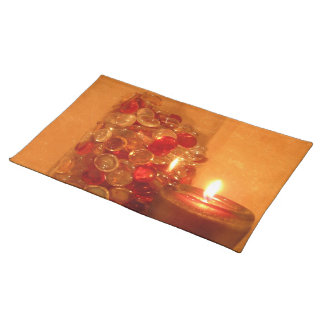 Candlelight Dinner Placemat