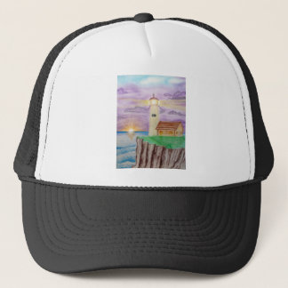 Candlelight of the Sea Trucker Hat