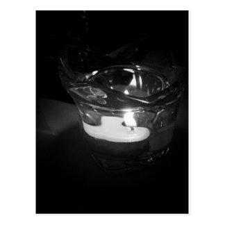 Candlelight Postcard