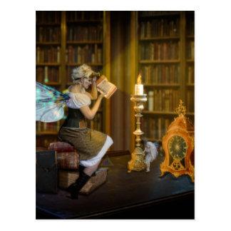 Candlelight Readers - Customize Me! Postcard