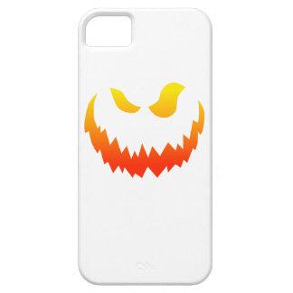 Candlelit Smiling Halloween Jack-o-lantern iPhone SE/5/5s Case