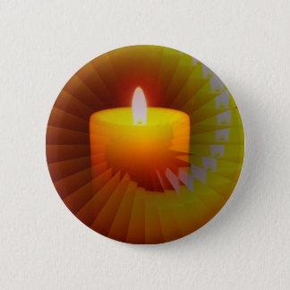 Candlelite Illusion Merchandise Pinback Button