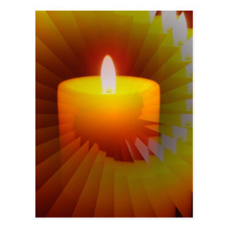 Candlelite Illusion Merchandise Postcard