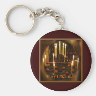 Candles #1 keychain