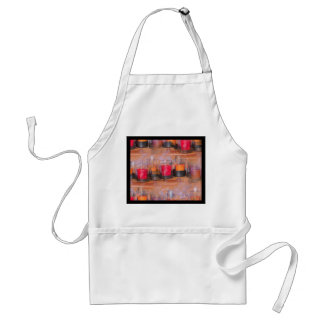 Candles Adult Apron
