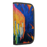Candles Fire in Flames Oil Painting Organizer