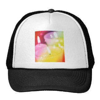 candles trucker hat