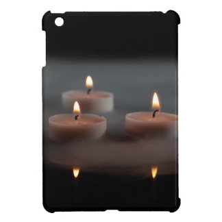 Candles in the mist case for the iPad mini