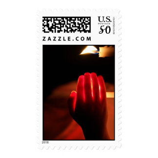 Candles in the Win Postage