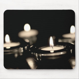 Candles Mouse Pad