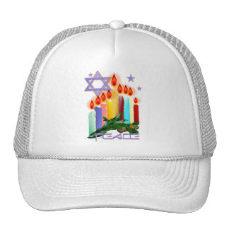 Candles 'N' Star Hat
