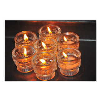 Candles Art Photo