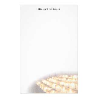 Candles Stationery