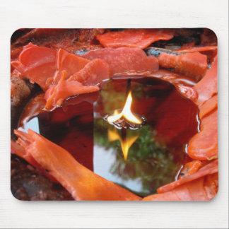 Candlescape Reflections Mousepads