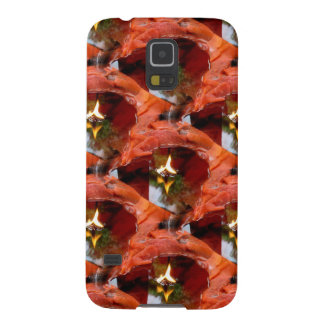 Candlescape Reflections tiled Galaxy S5 Cover