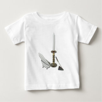 CandlesForBathroom123111 Baby T-Shirt