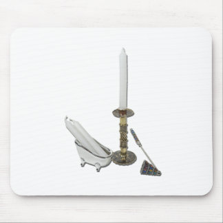 CandlesForBathroom123111 Mouse Pad
